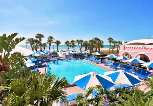 Loews Don Cesar Hotel in St Petersburg FL 89