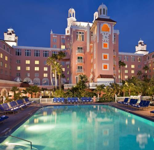 The Don Cesar in St Petersburg FL 57
