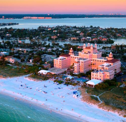 The Don Cesar in St Petersburg FL 59