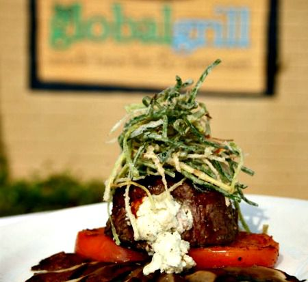 The Global Grill in Pensacola Beach Florida