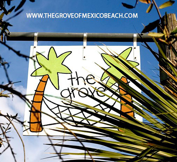 The Grove in Mexico Beach Florida