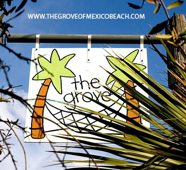 The Grove in Mexico Beach Florida