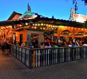 The Hub Baja Grill in Siesta Key Florida