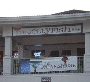 The Jellyfish Bar in Perdido Key Florida