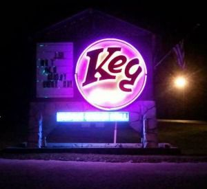 The Keg Lounge and Grill in Orange Beach Alabama