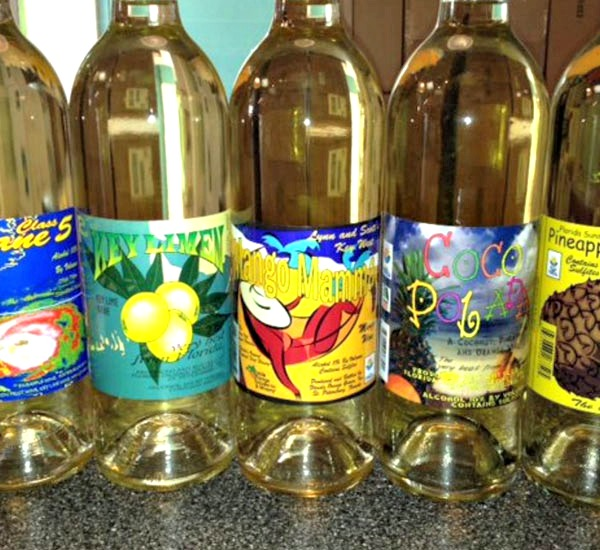 The Key West Winery in Key West Florida