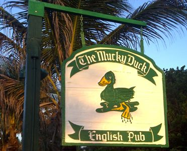 The Mucky Duck in Sanibel-Captiva Florida