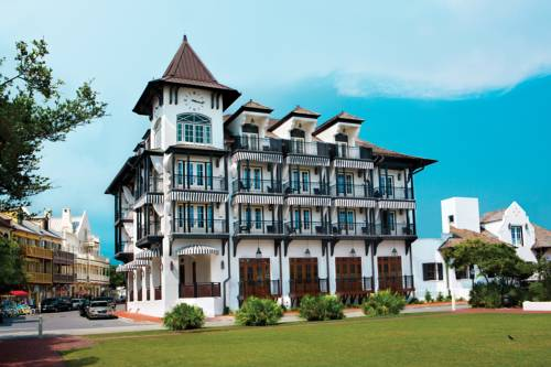 The Pearl Hotel in Rosemary Beach FL 72