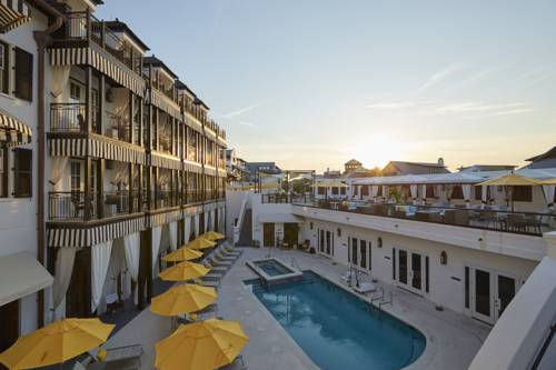 The Pearl Hotel in Rosemary Beach FL 82