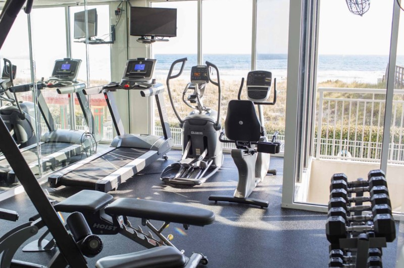The Pearl Navarre Beach Fitness Center