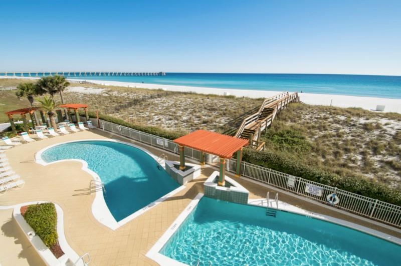 Beachside Pool The Pearl Navarre Beach