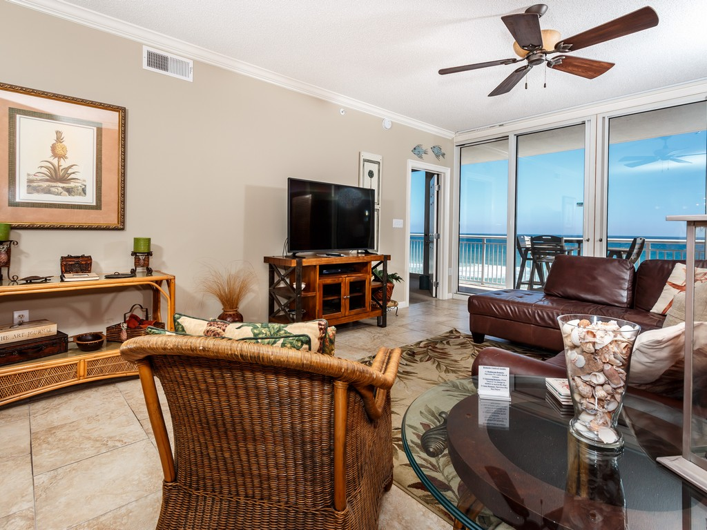 Pearl 0505 Condo rental in The Pearl of Navarre Beach in Navarre Florida - #1