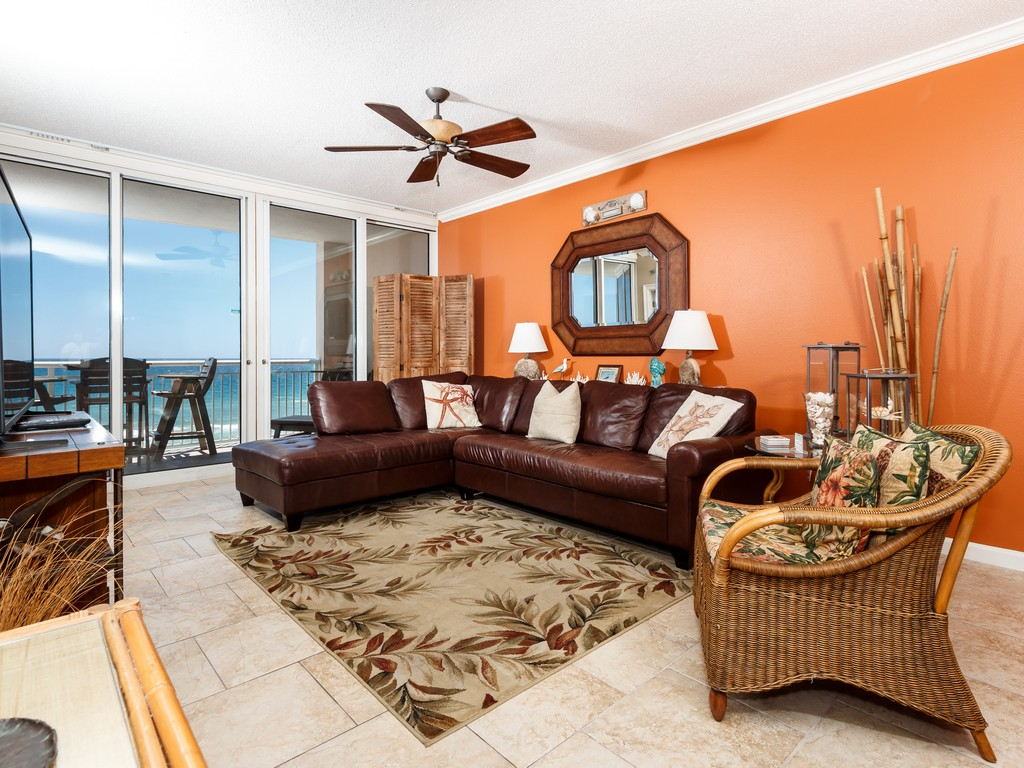 Pearl 0505 Condo rental in The Pearl of Navarre Beach in Navarre Florida - #2
