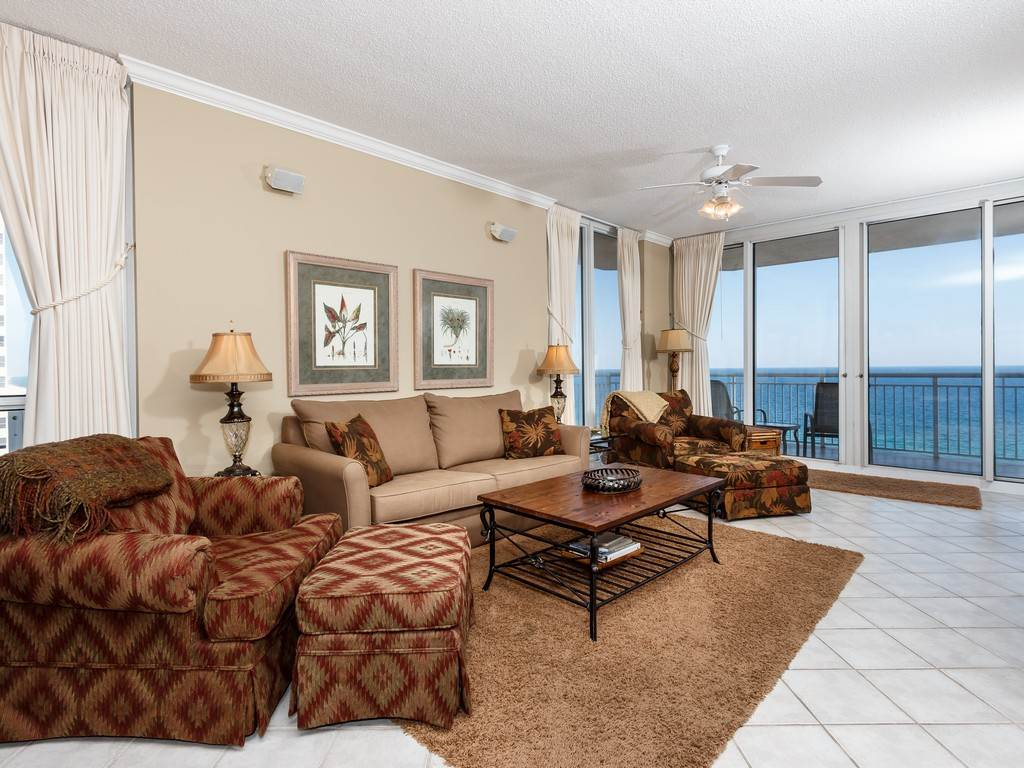 Pearl 1201 Condo rental in The Pearl of Navarre Beach in Navarre Florida - #1