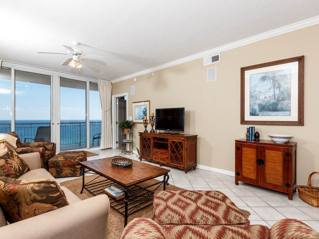 Pearl 1201 Condo rental in The Pearl of Navarre Beach in Navarre Florida - #2