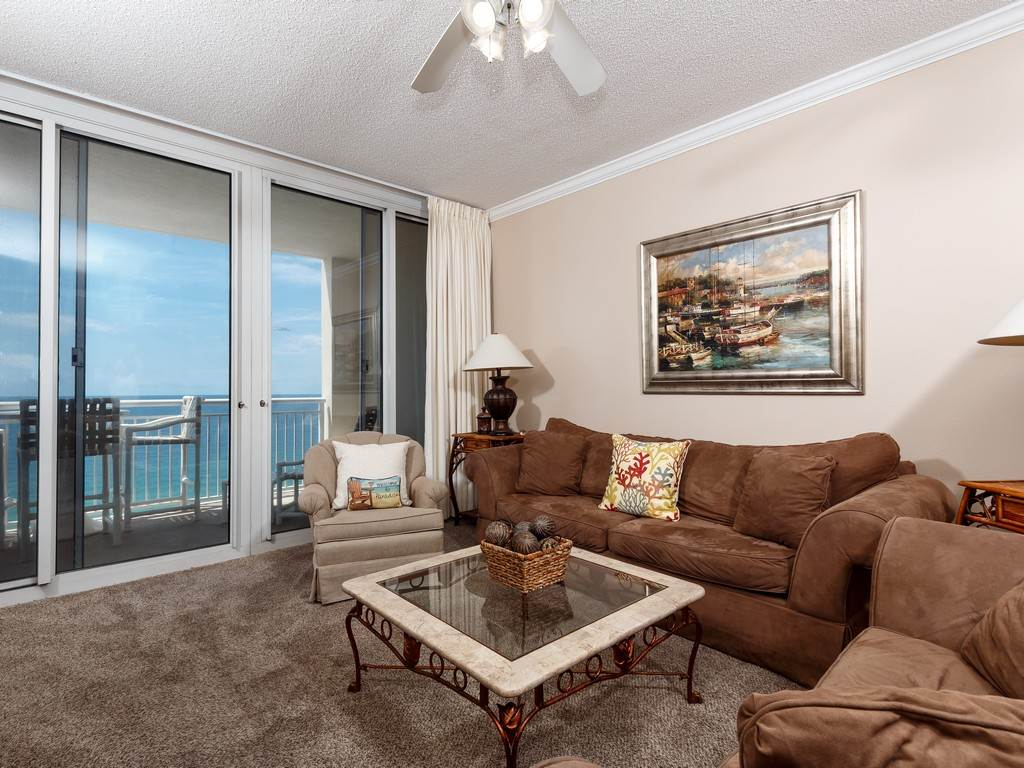 Pearl 1305 Condo rental in The Pearl of Navarre Beach in Navarre Florida - #1