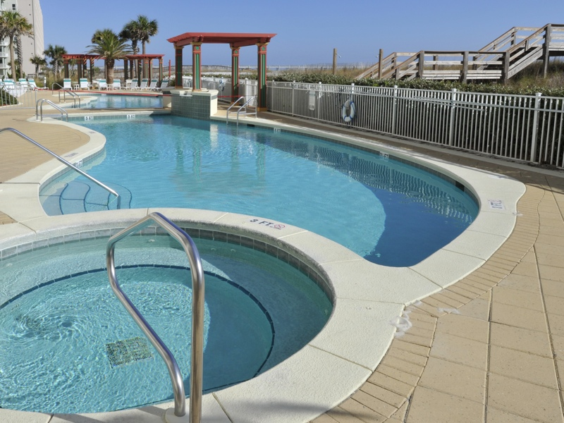Pearl 1305 Condo rental in The Pearl of Navarre Beach in Navarre Florida - #19