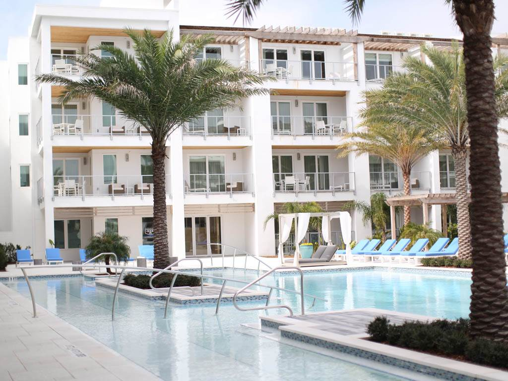 The Pointe 2215B Condo rental in The Pointe in Highway 30-A Florida - #1
