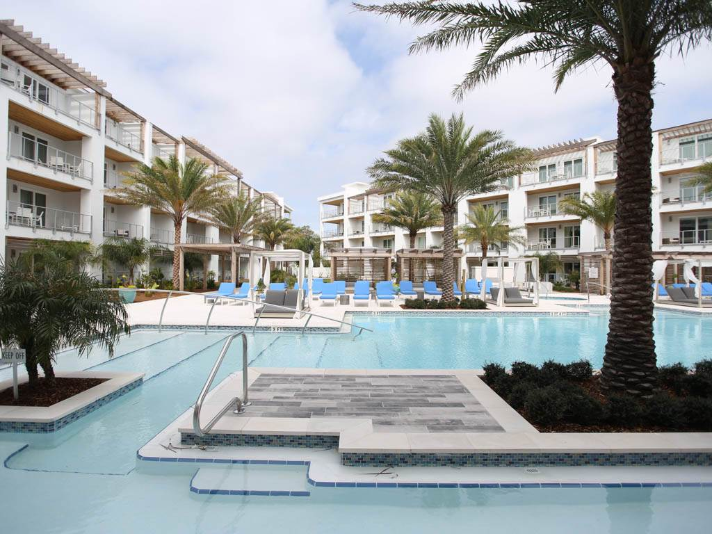 The Pointe 2215B Condo rental in The Pointe in Highway 30-A Florida - #2