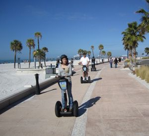 The Segway Adventure in Clearwater Beach Florida