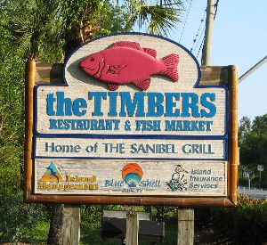 The Timbers Restaurant and Fish Market in Sanibel-Captiva Florida