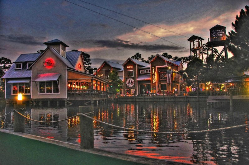 The Village of Baytowne Wharf in Destin Florida