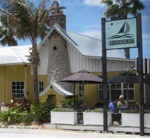 The Waterfront Restaurant in Anna Maria Island Florida