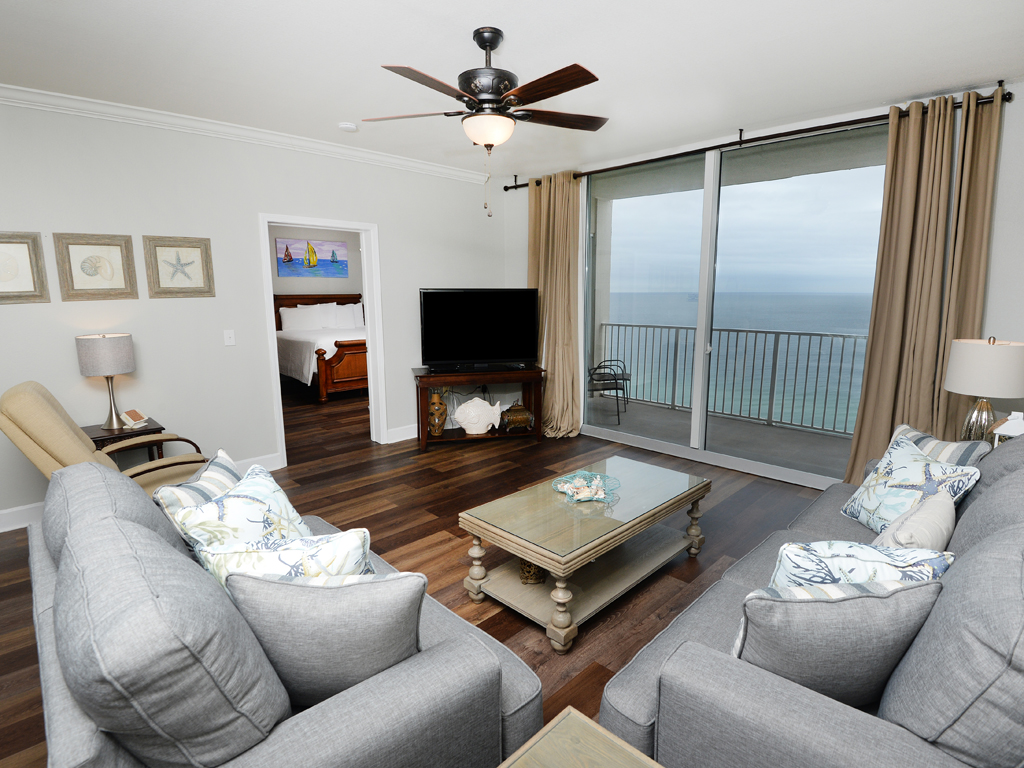 Tidewater Beach Resort 1705 Condo rental in Tidewater Beach Resort in Panama City Beach Florida - #1