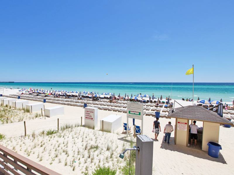Tidewater Beach Resort 1705 Condo rental in Tidewater Beach Resort in Panama City Beach Florida - #18
