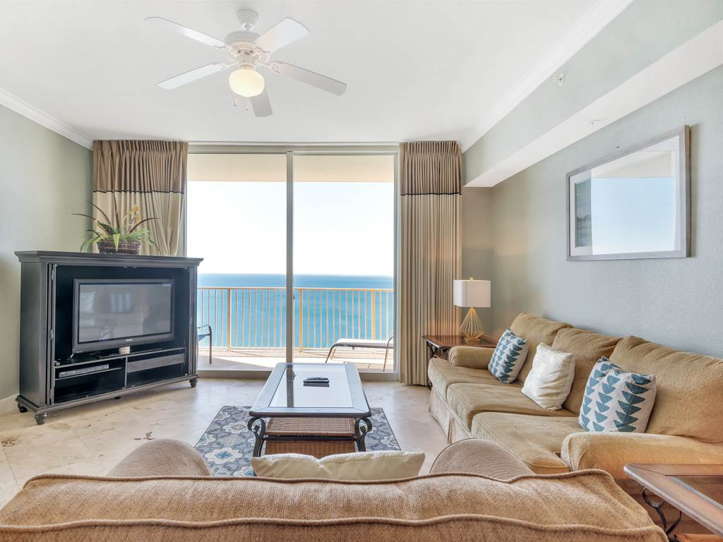 Tidewater Beach Resort 2702 Condo rental in Tidewater Beach Resort in Panama City Beach Florida - #1