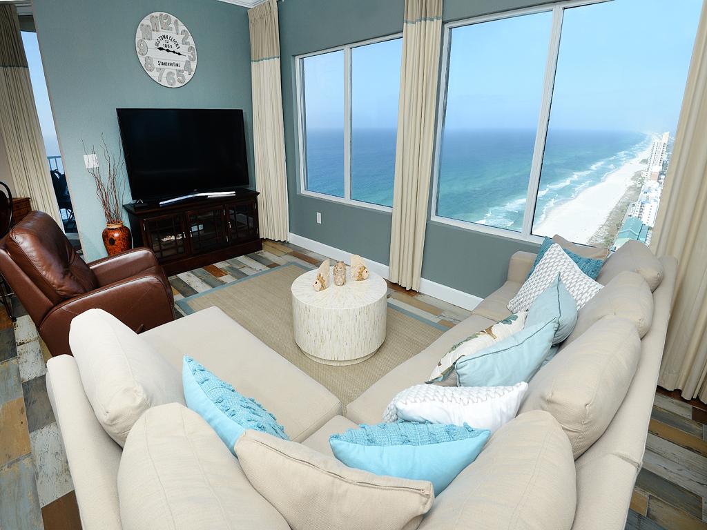 Tidewater Beach Resort 3000 Condo rental in Tidewater Beach Resort in Panama City Beach Florida - #1