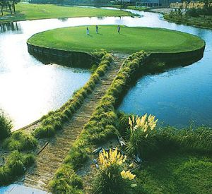 Tiger Point Golf Club in Highway 30-A Florida