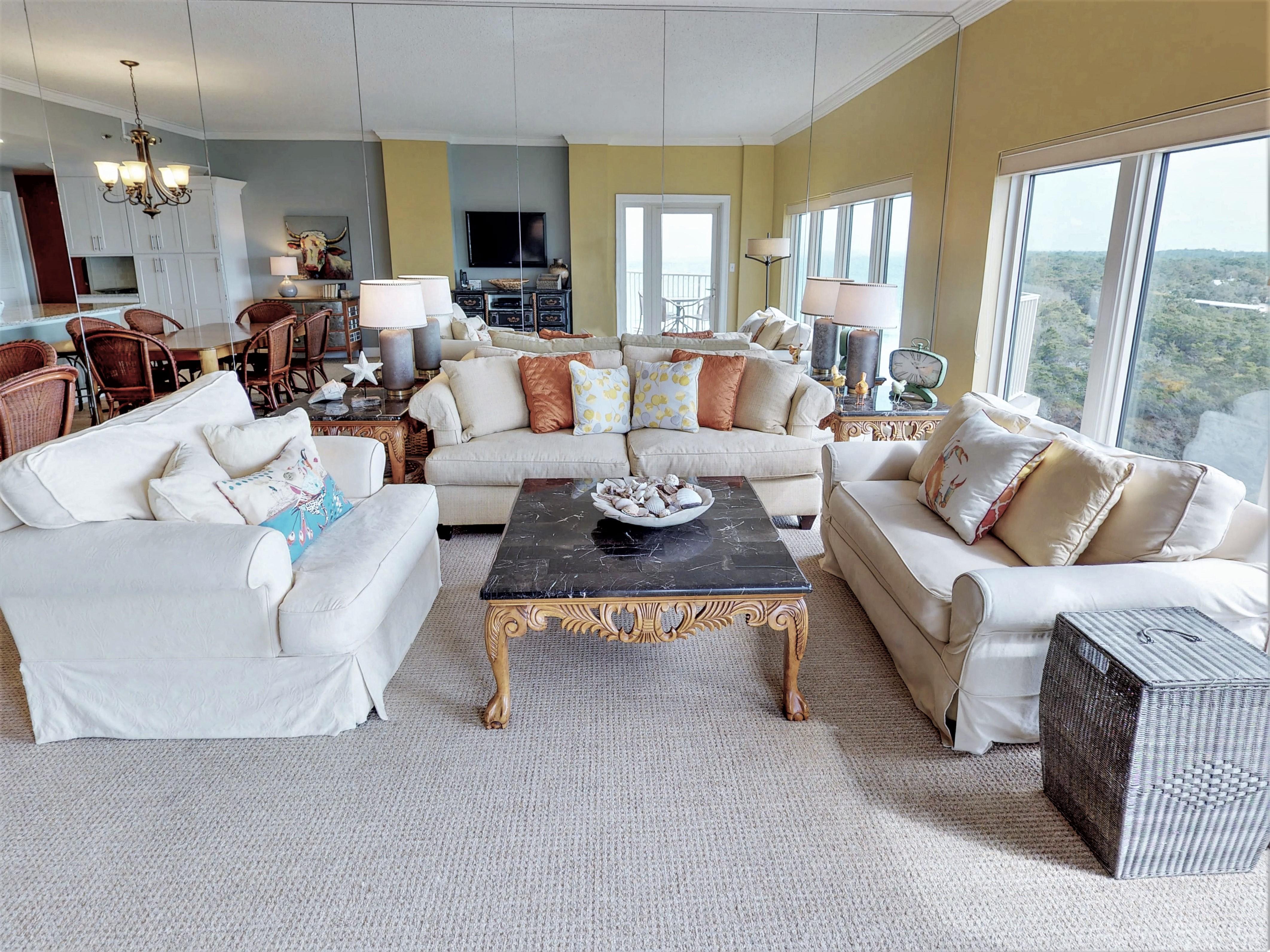 905 Tops'l Beach Manor Condo rental in TOPS'L Beach Manor  in Destin Florida - #3