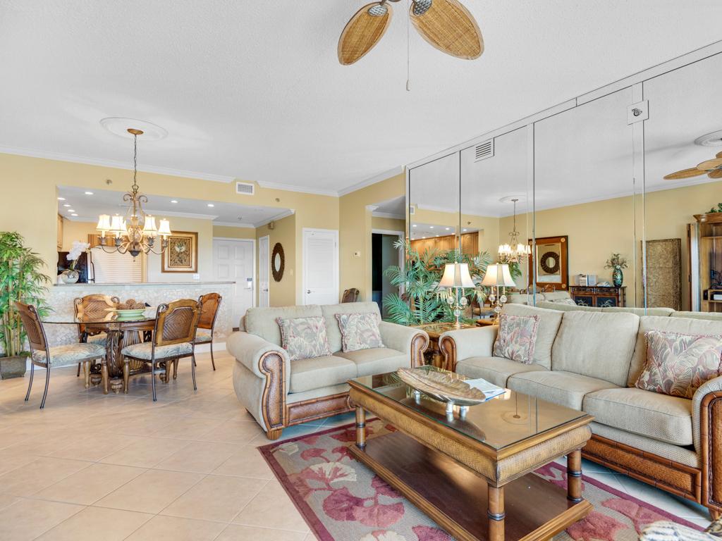 Tops'l Beach Manor 0702 Condo rental in TOPS'L Beach Manor  in Destin Florida - #4