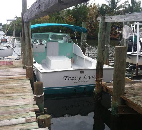 Tracy Lynn Charters in Boca Grande Florida