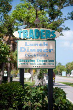 Traders Store & Cafe in Sanibel-Captiva Florida