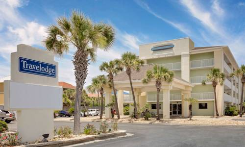 Travelodge Pensacola Beach in Pensacola Beach FL 98