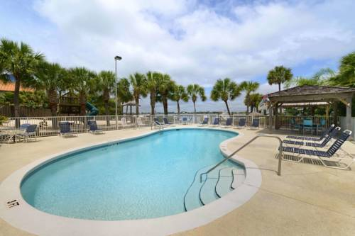 Travelodge Pensacola Beach in Pensacola Beach FL 85