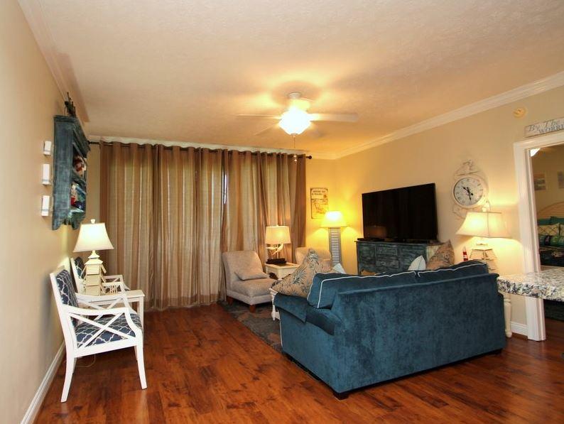 Treasure Island 1709 2 Bedrooms Beachfront Wi-Fi Pool Sleeps 8 Condo rental in Treasure Island - Panama City Beach in Panama City Beach Florida - #5