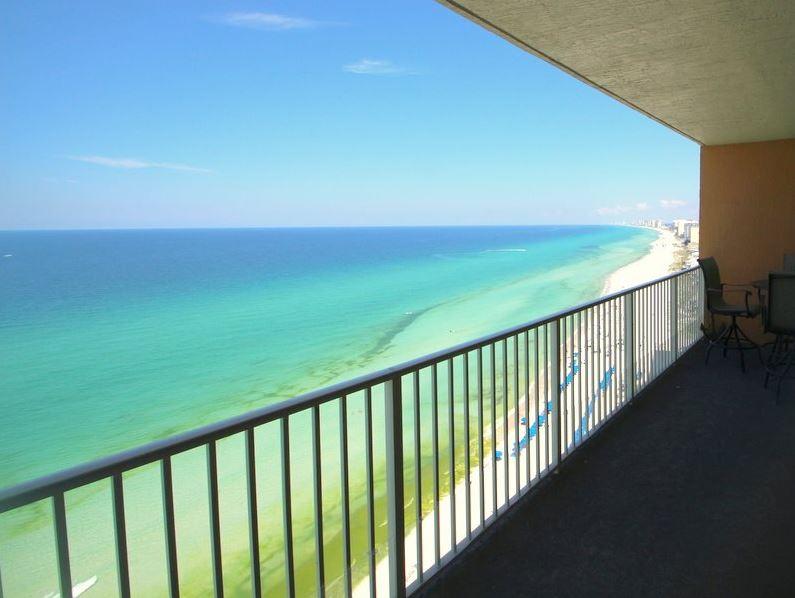 Treasure Island 1709 2 Bedrooms Beachfront Wi-Fi Pool Sleeps 8 Condo rental in Treasure Island - Panama City Beach in Panama City Beach Florida - #29