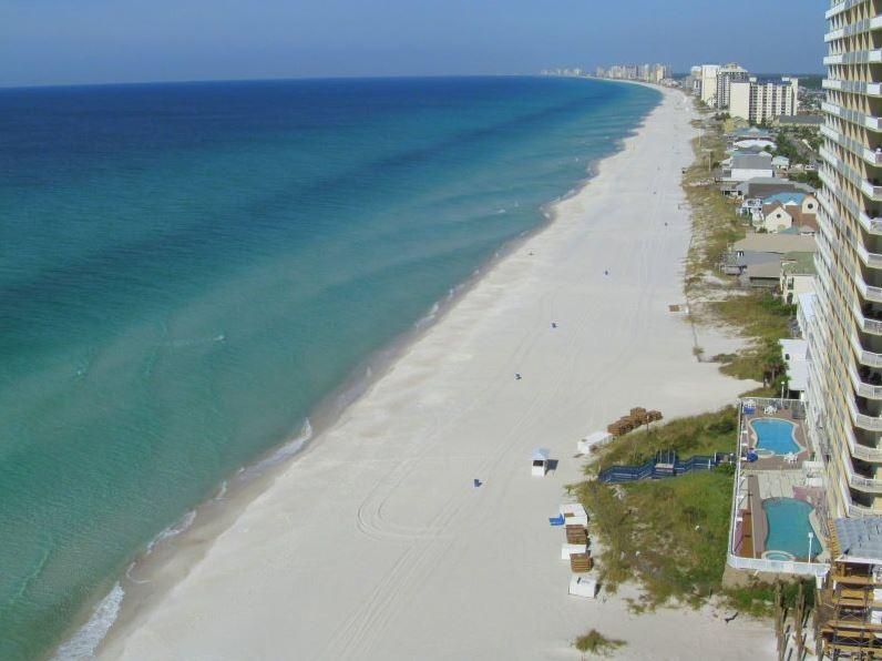 Treasure Island 1709 2 Bedrooms Beachfront Wi-Fi Pool Sleeps 8 Condo rental in Treasure Island - Panama City Beach in Panama City Beach Florida - #31