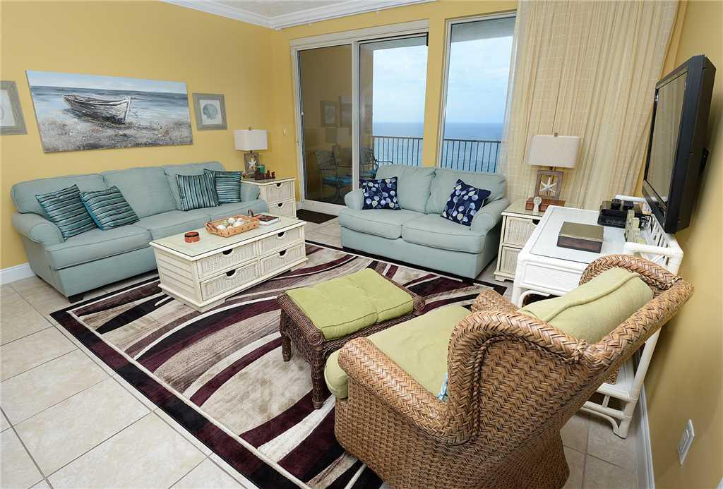 Treasure Island 2105 2 Bedrooms Beachfront Pool Wi-Fi Sleeps 8