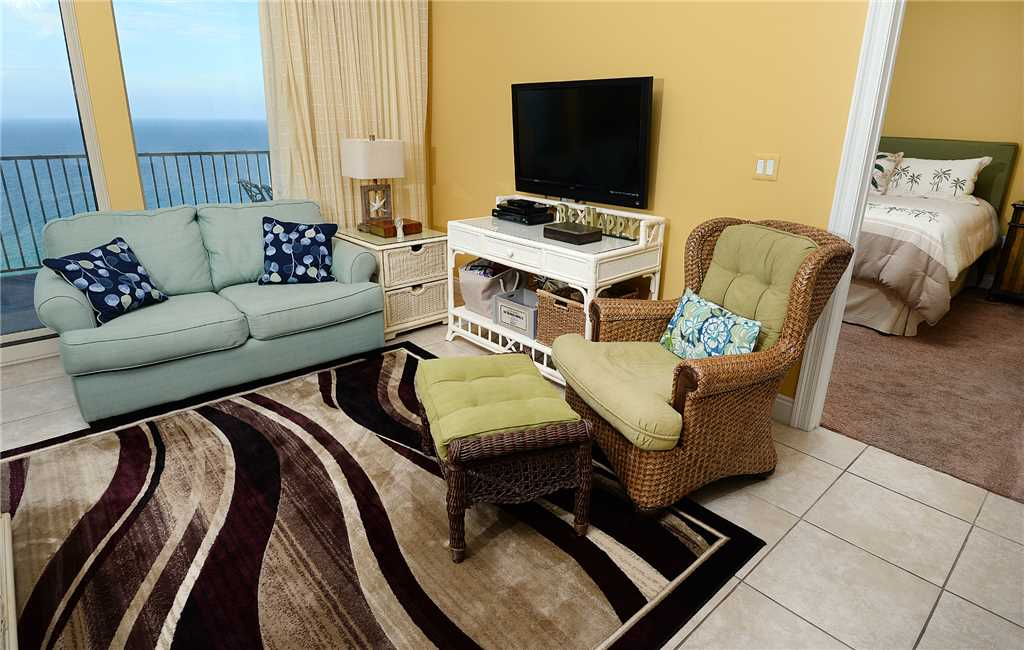 Treasure Island 2105 2 Bedrooms Beachfront Pool Wi-Fi Sleeps 8 Condo rental in Treasure Island - Panama City Beach in Panama City Beach Florida - #5