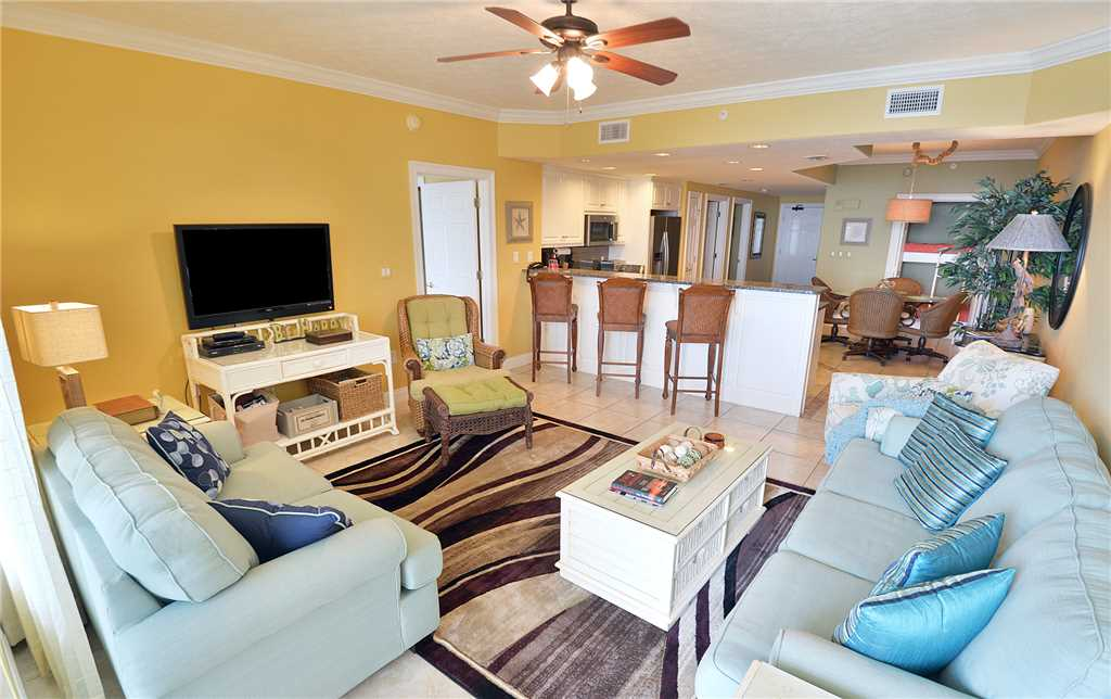 Treasure Island 2105 2 Bedrooms Beachfront Pool Wi-Fi Sleeps 8 Condo rental in Treasure Island - Panama City Beach in Panama City Beach Florida - #7