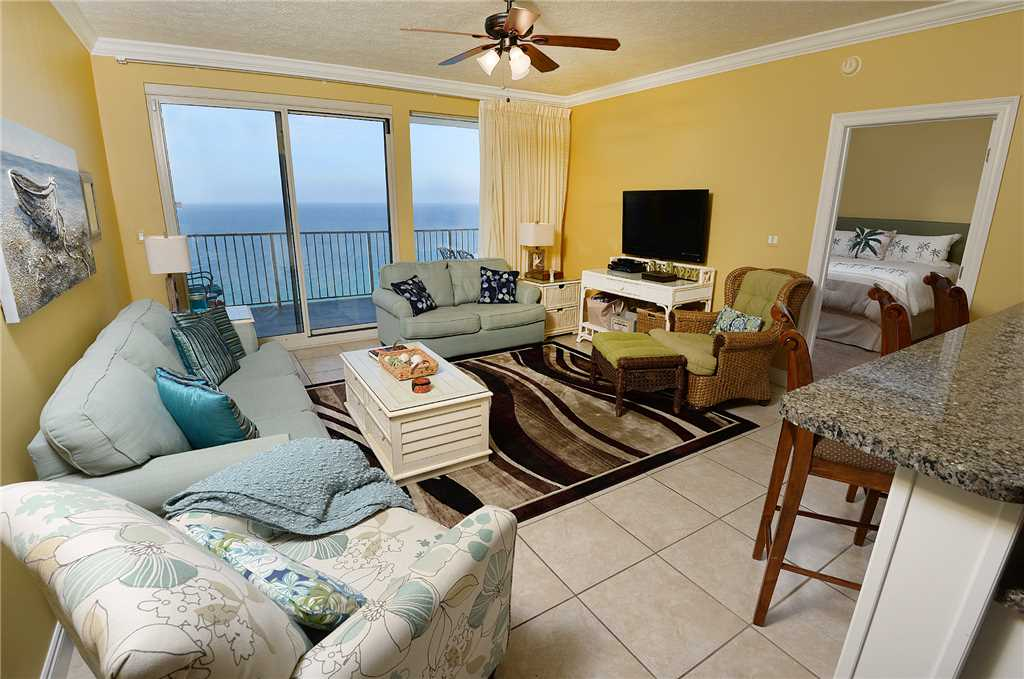 Treasure Island 2105 2 Bedrooms Beachfront Pool Wi-Fi Sleeps 8 Condo rental in Treasure Island - Panama City Beach in Panama City Beach Florida - #9