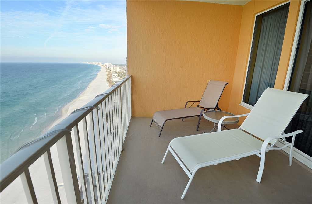 Treasure Island 2105 2 Bedrooms Beachfront Pool Wi-Fi Sleeps 8 Condo rental in Treasure Island - Panama City Beach in Panama City Beach Florida - #14