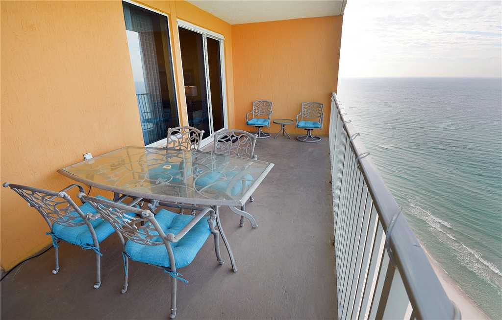 Treasure Island 2105 2 Bedrooms Beachfront Pool Wi-Fi Sleeps 8 Condo rental in Treasure Island - Panama City Beach in Panama City Beach Florida - #23