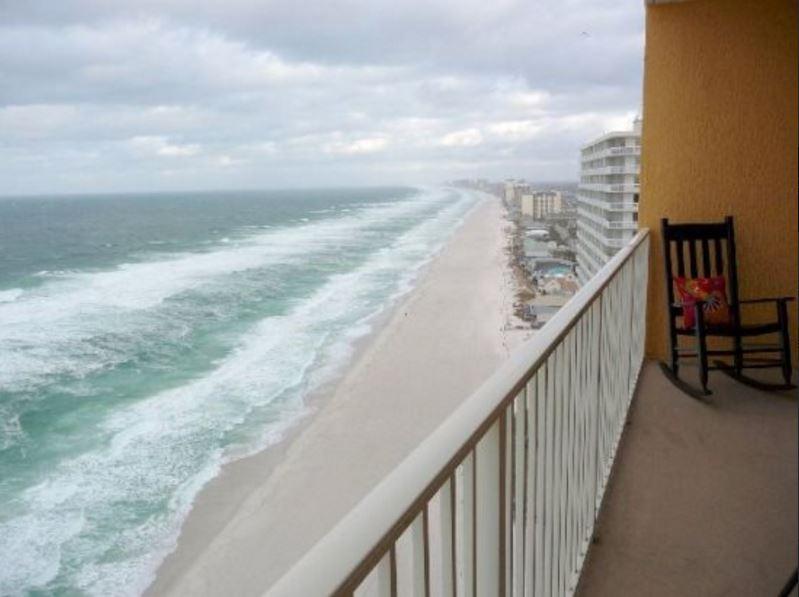 Treasure Island 2108 2 Bedrooms Beachfront Wi-Fi Pool Sleeps 8