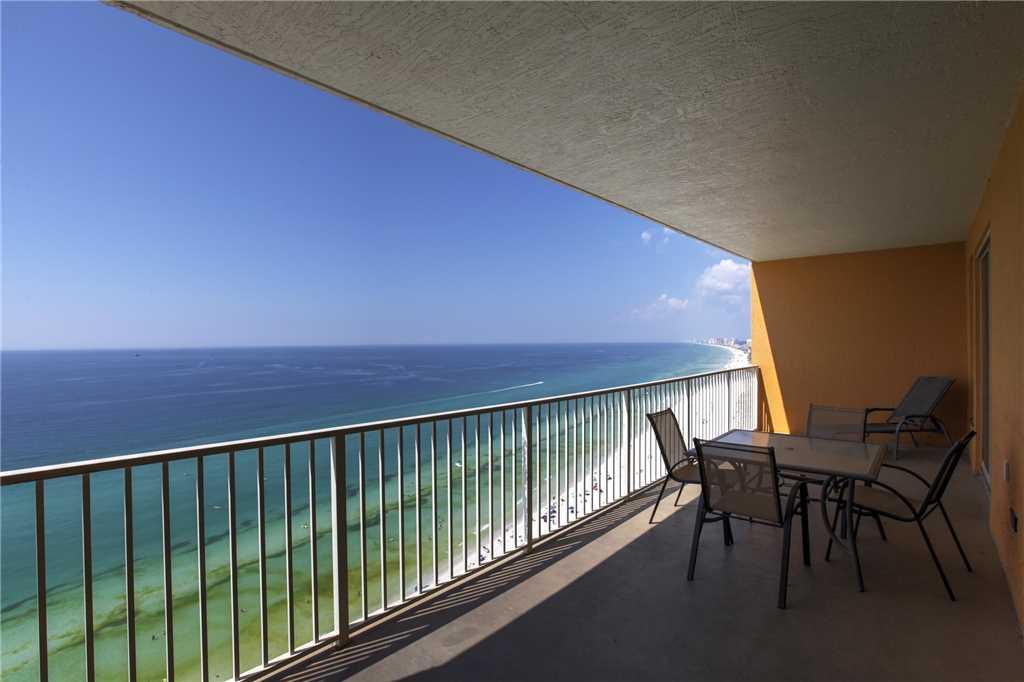 Treasure Island 2111 2 Bedrooms Wi-Fi Beachfront Sleeps 8 Condo rental in Treasure Island - Panama City Beach in Panama City Beach Florida - #2