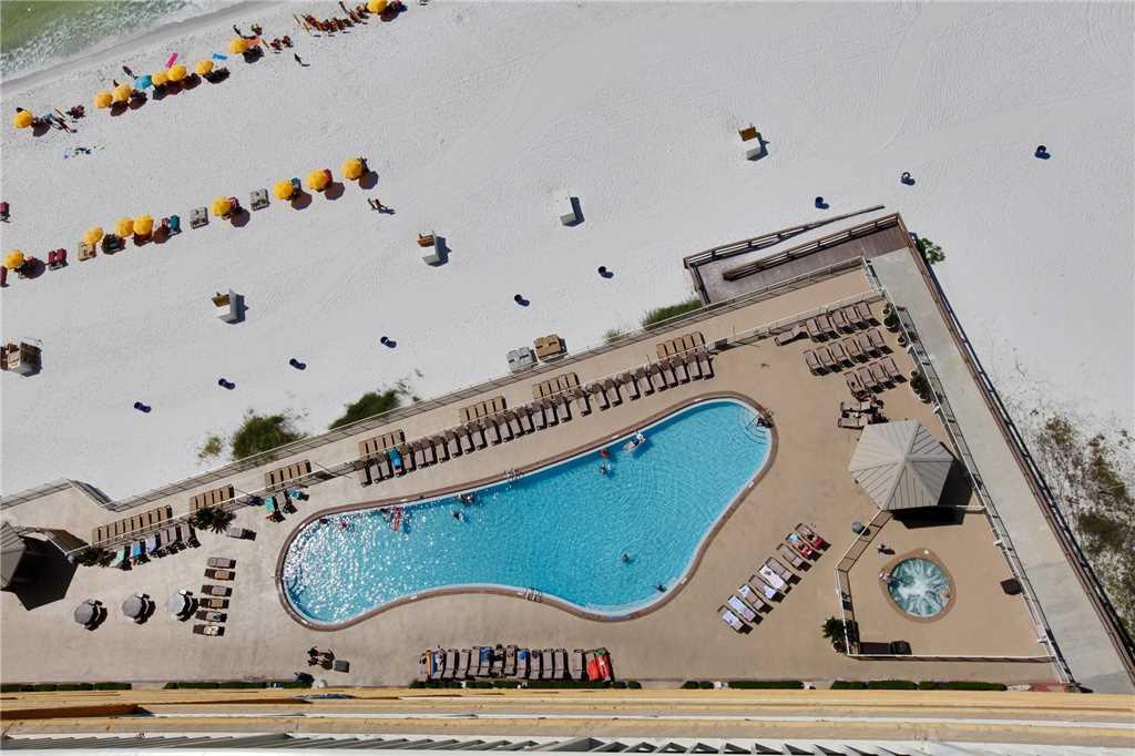 Treasure Island 2111 2 Bedrooms Wi-Fi Beachfront Sleeps 8 Condo rental in Treasure Island - Panama City Beach in Panama City Beach Florida - #19
